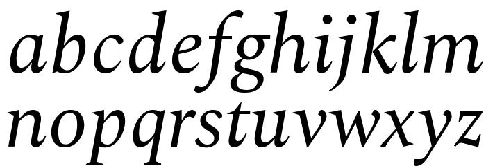 Spectral Italic Fuentes MINÚSCULAS