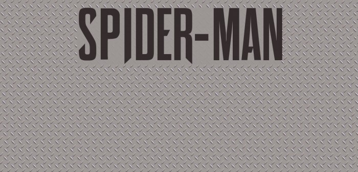 Spider-Man Font examples