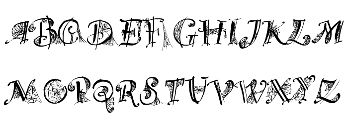 SpiderWritten Font Download - free fonts download