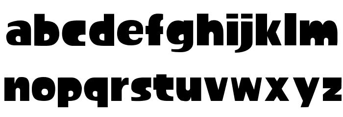 Splatfont Polices MINUSCULES