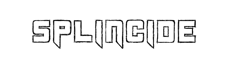 Splincide  Free Fonts Download