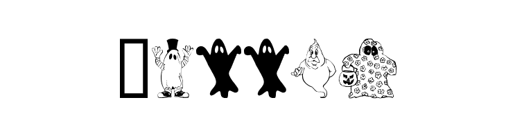 Spooky  Free Fonts Download