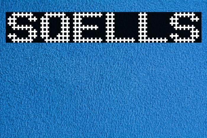 SQELLS لخطوط تنزيل examples