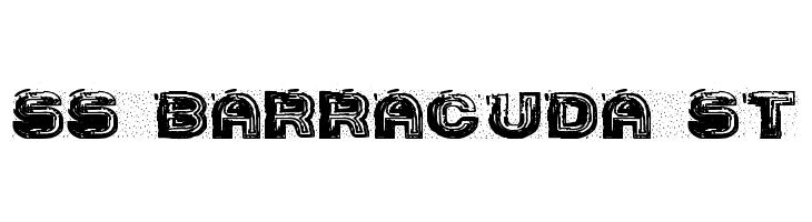 SS Barracuda St  Descarca Fonturi Gratis