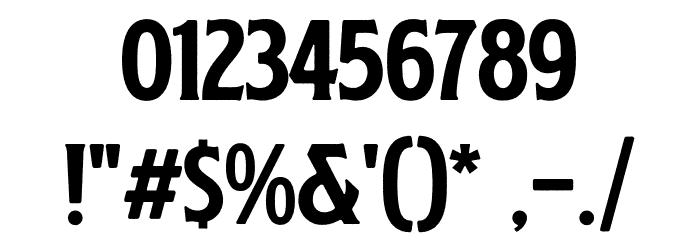 SSNicksonOne لخطوط تنزيل حرف أخرى