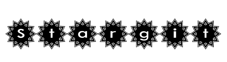 Stargit  Free Fonts Download