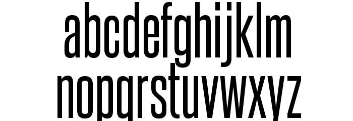 SteelfishRg-Regular Font LOWERCASE