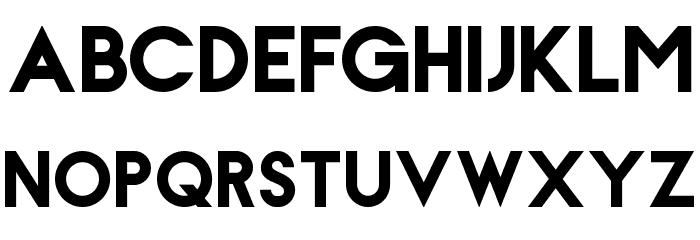 Stockholm Шрифта строчной