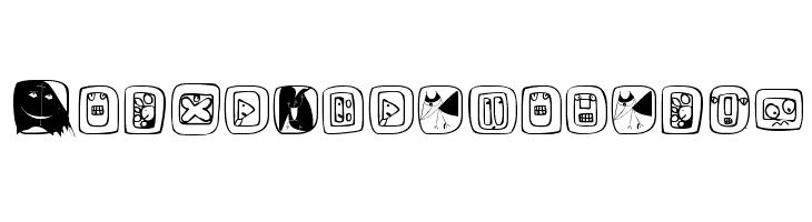 StoneAgeBatsBold  Скачать бесплатные шрифты