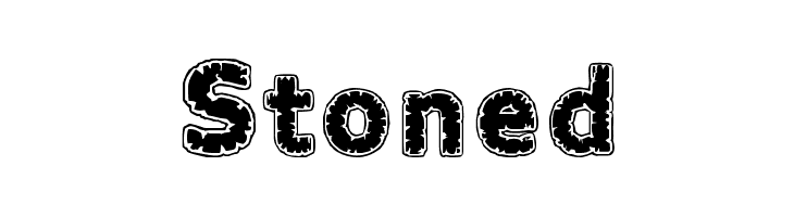 Stoned  Free Fonts Download