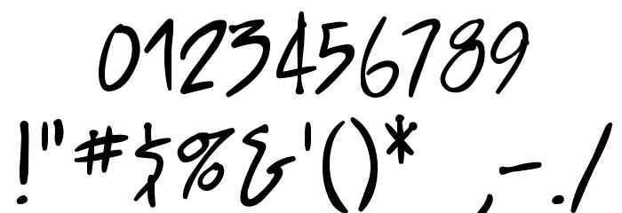 StraightJacketBB لخطوط تنزيل حرف أخرى