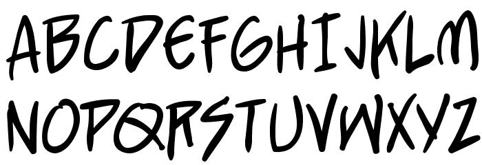 StraightJacketBB لخطوط تنزيل الأحرف الكبيرة