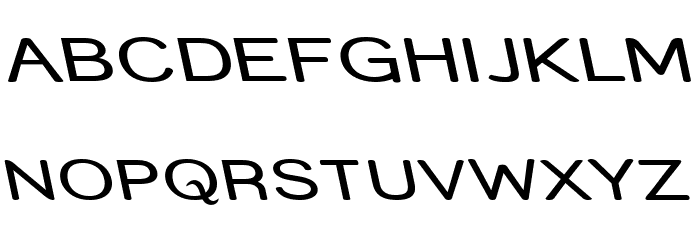Street - Compressed Reverse Italic Font UPPERCASE