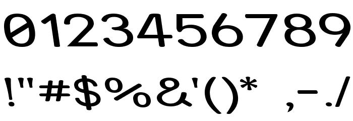 Street Variation - Rev Exp Font OTHER CHARS