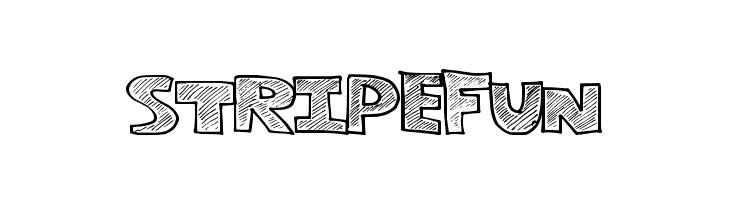 StripeFun  Descarca Fonturi Gratis