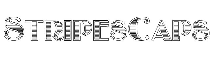 StripesCaps  لخطوط تنزيل