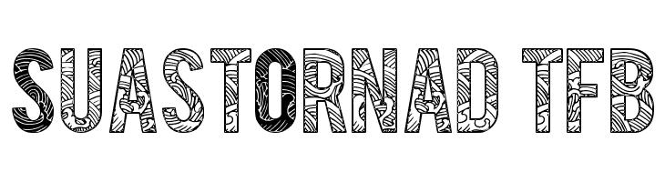SuastOrnad tfb  Free Fonts Download