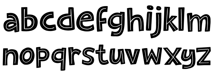 Sugarloaf DEMO Regular Font LOWERCASE