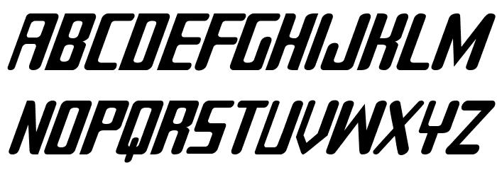 Sujeta Italic Font UPPERCASE