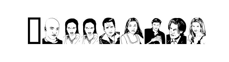 Sunnydale  नि: शुल्क फ़ॉन्ट्स डाउनलोड