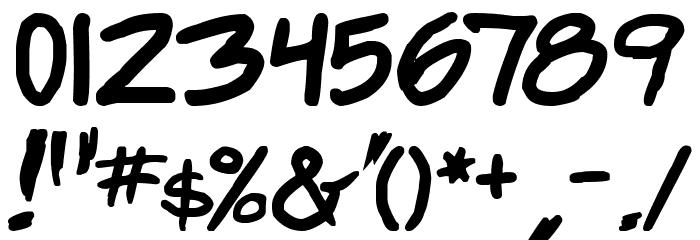 Super Webcomic Bros. Bold Italic 字体 其它煤焦