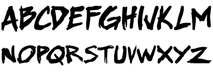 Super Webcomic Bros. Bold Italic 字体 小写