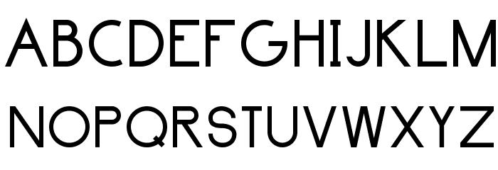 surrounding__ regular Font UPPERCASE