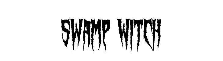 Swamp Witch  Скачать бесплатные шрифты