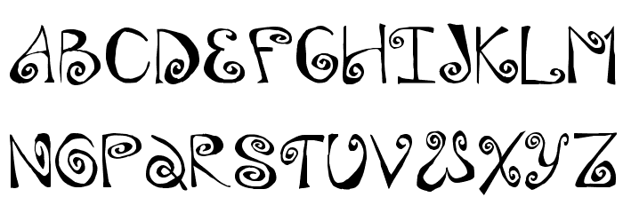 12 free twirly fonts | diy& crafts | pinterest | tipografía.