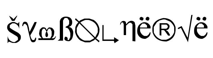 SymbolNerve  baixar fontes gratis