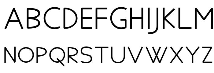 Symbolic Scient Шрифта ВЕРХНИЙ