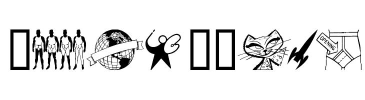 TackODing  Скачать бесплатные шрифты
