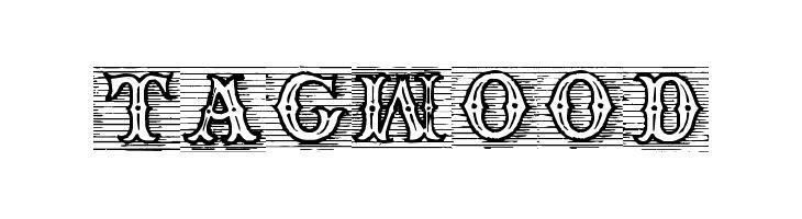 TagWood  Скачать бесплатные шрифты