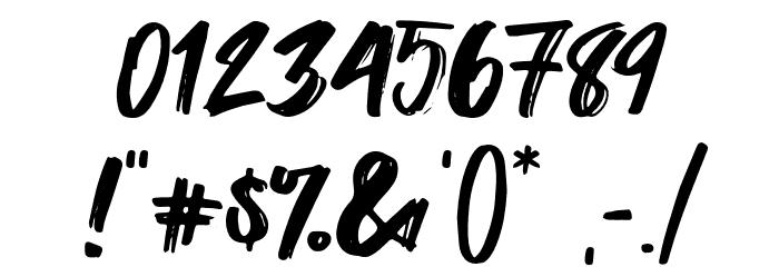 Takota لخطوط تنزيل حرف أخرى