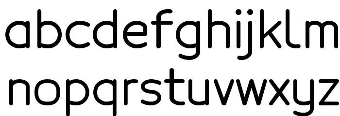 Tecnico Grueso Schriftart Kleinbuchstaben