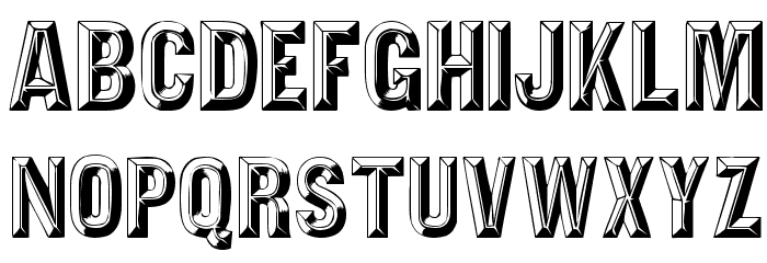 Tejaratchi Regular Font UPPERCASE