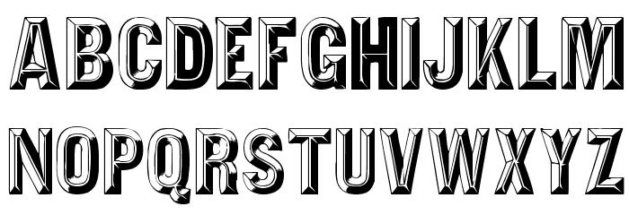 TejaratchiCaps Font UPPERCASE