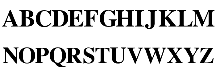 Tempo Indications Lite Font UPPERCASE