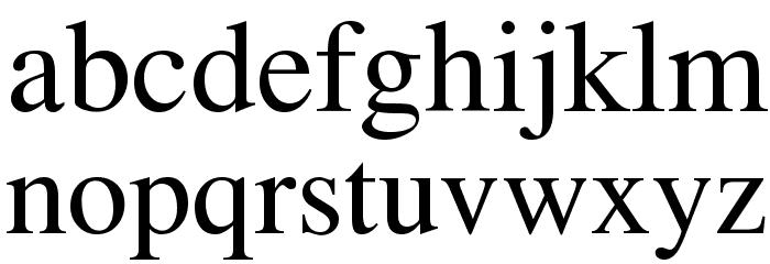 TempoFont Font Litere mici
