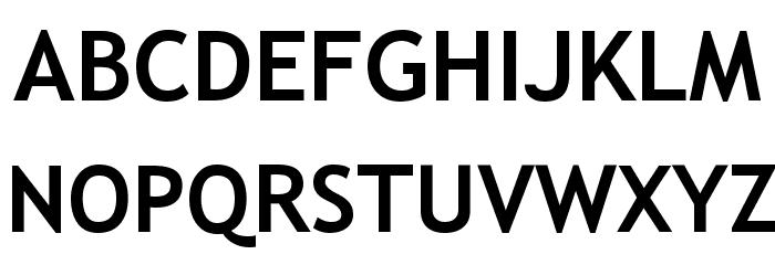 TempoIndicationsLiteTrebuchet Font UPPERCASE