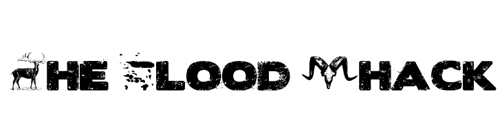 The Blood Shack  Free Fonts Download