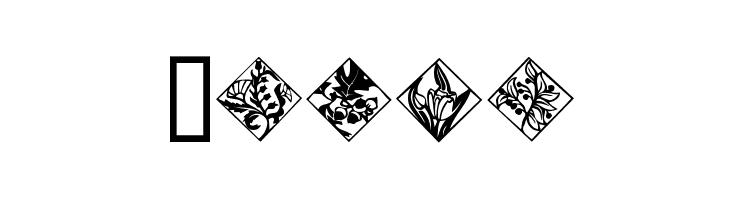 Tiles  नि: शुल्क फ़ॉन्ट्स डाउनलोड