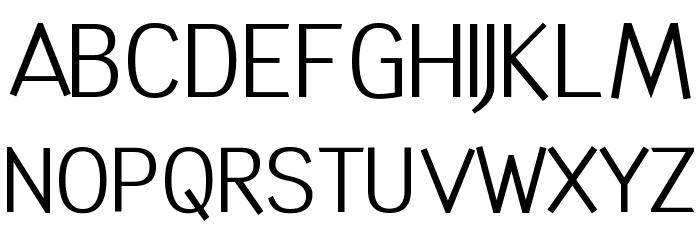 Tin Birdhouse Font UPPERCASE