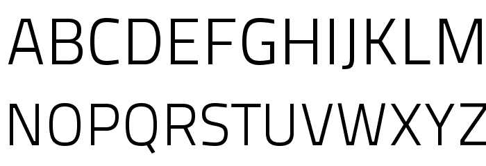 TitilliumText22L-250wt Font UPPERCASE