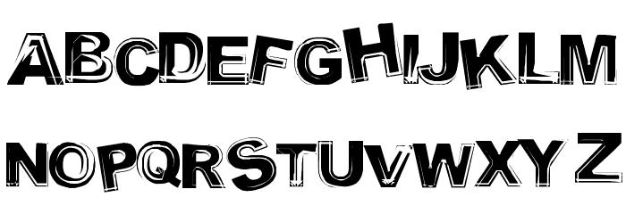 timeportal لخطوط تنزيل الأحرف الكبيرة