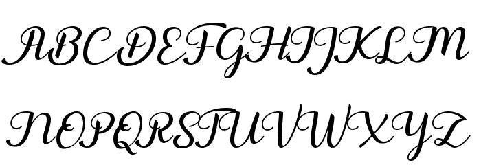 Togetha Font Litere mari