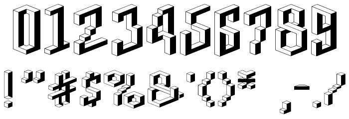 Toit-RegularA Font OTHER CHARS