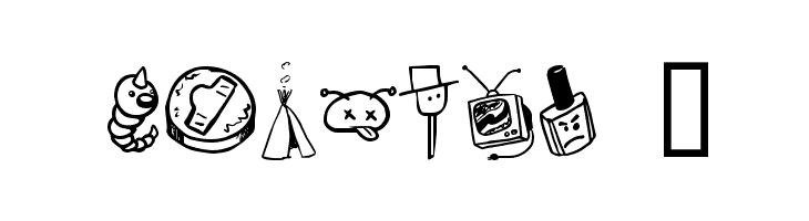 Tombats 6  les polices de caractères gratuit télécharger