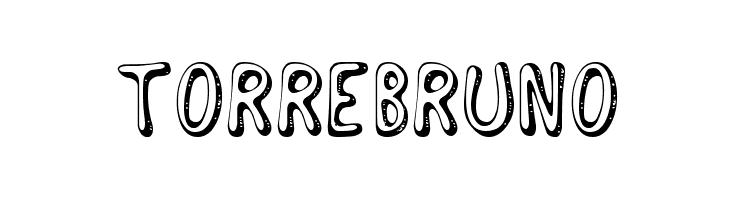 Torrebruno  les polices de caractères gratuit télécharger