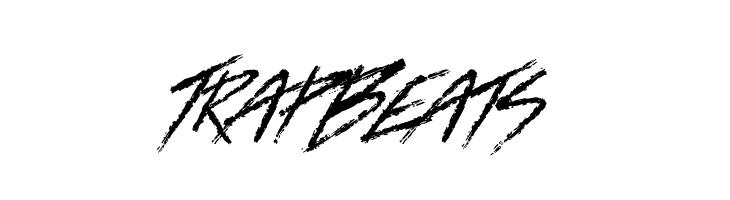 Trap Beats  Free Fonts Download
